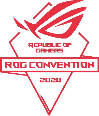 ROG CONVENTION Logo